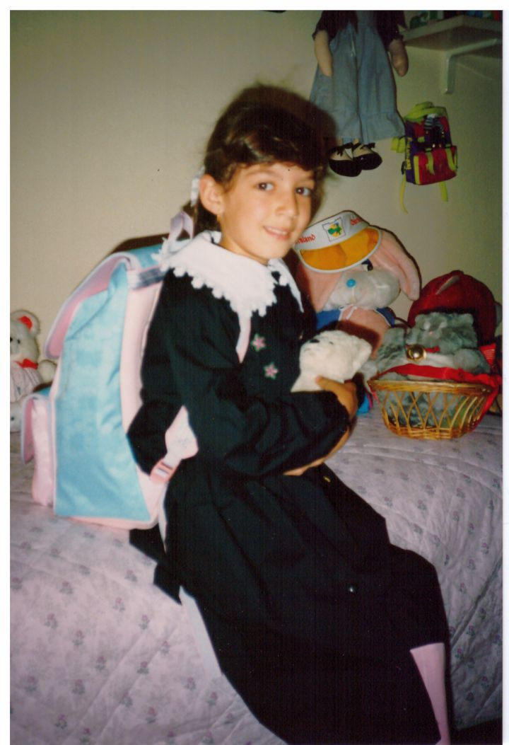 1991-9  Primo giorno di scuola