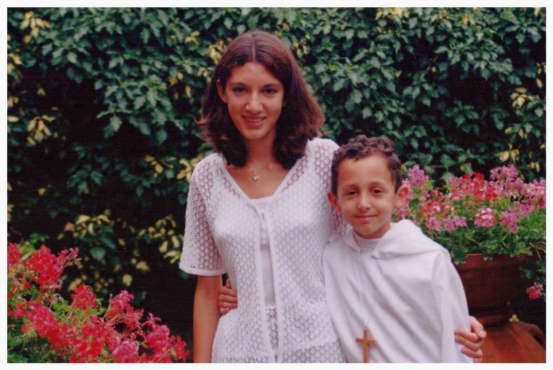 2000-6-11  I° comunione Matteo
