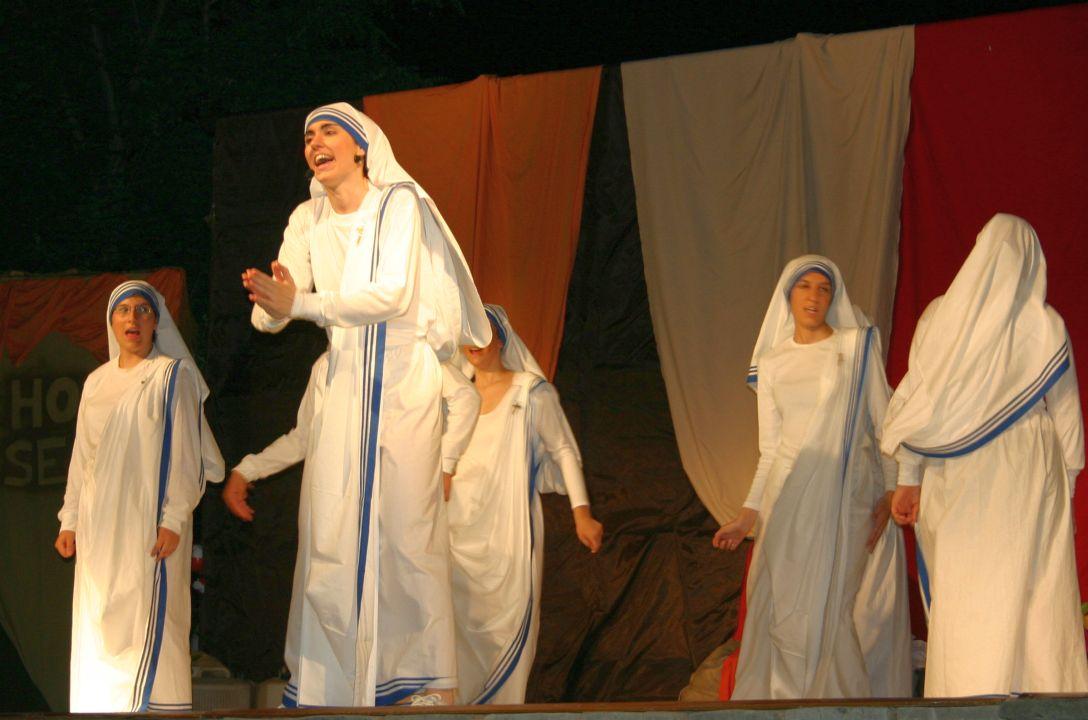 2006-6-20  Musical Madre Teresa