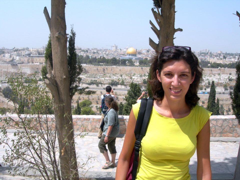 2008-8  Gerusalemme